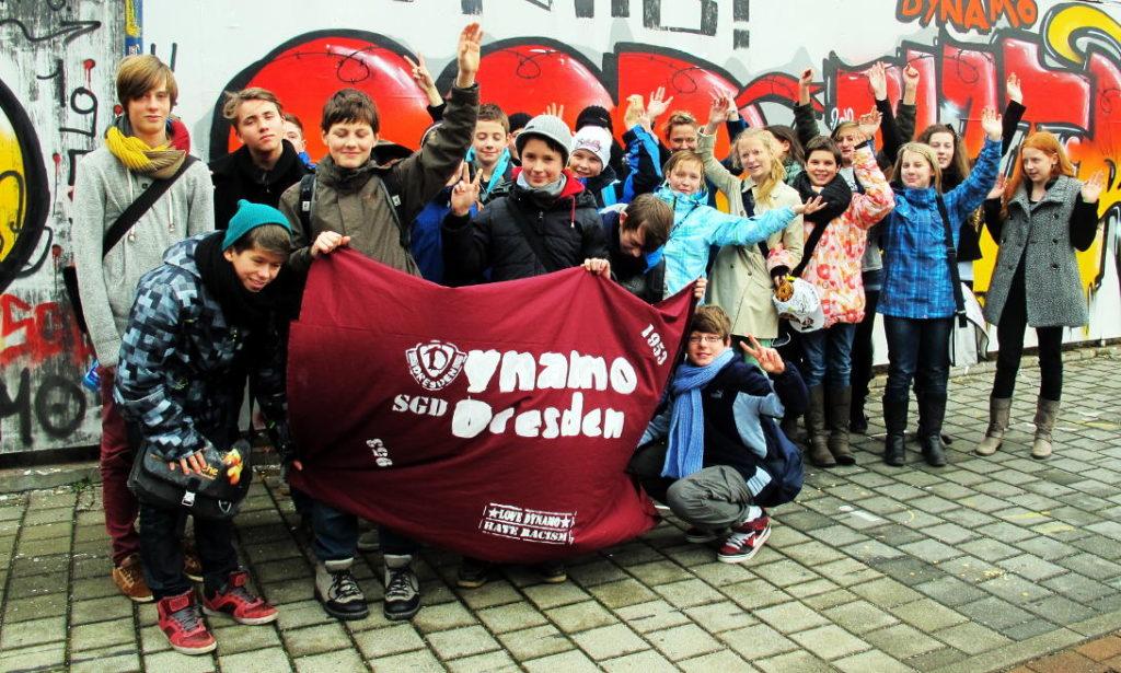 Weitere Workshops mit Kindern aus Dresden, Coswig und Freiberg