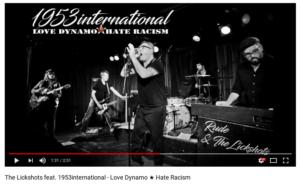 Love Dynamo ★ Hate Racism & Liebe zum Verein