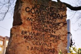 30 Jahre Gedenken an Jorge João Gomondai